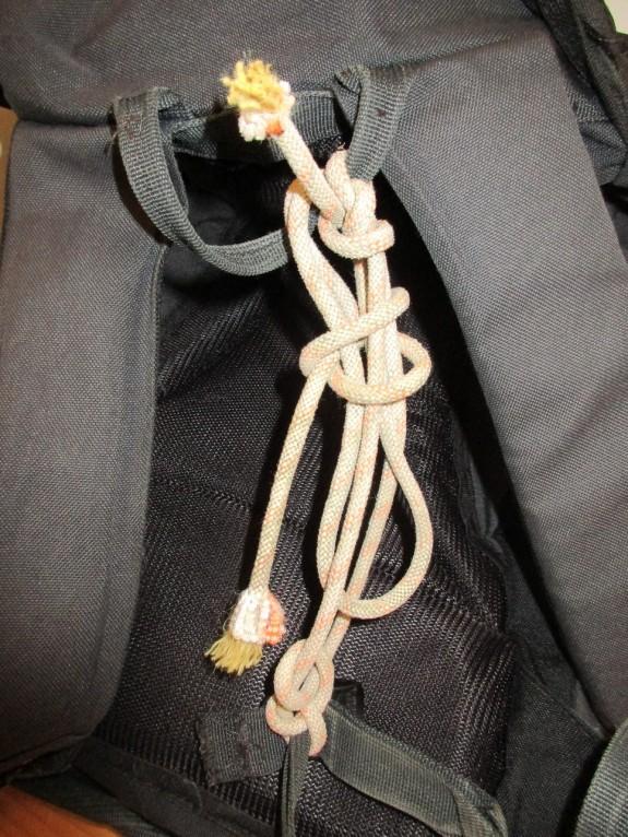 rucksack knots