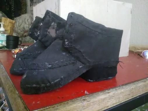 Shoes by David Ploetz - Cologne