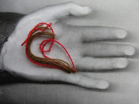 I am holding, I am not holding