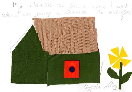 Angela - a dress is like a house: My House of Peace