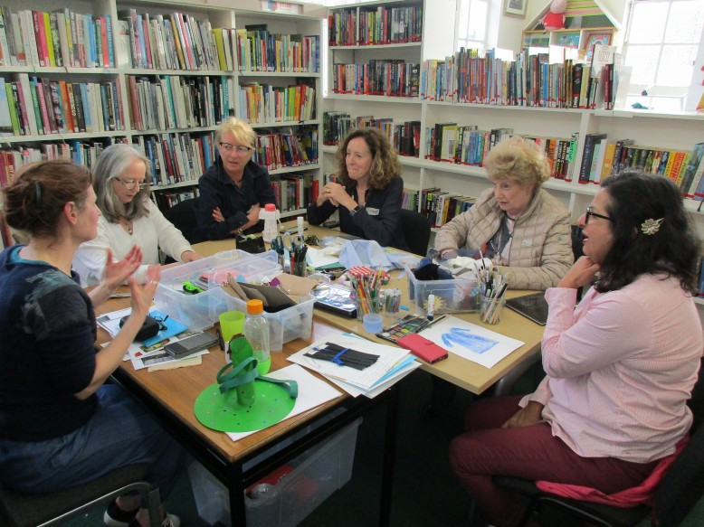 Howth library - Sharing stories