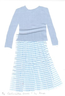 Kaye - My Confirmation Dress