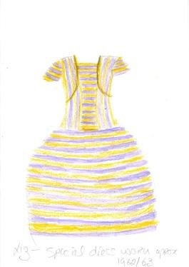 Liz - Special Dress 1962/64