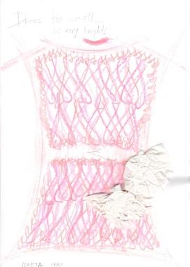 Loreta - Dress too Small 1980