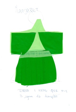 Margarete - Dress for my Daughter