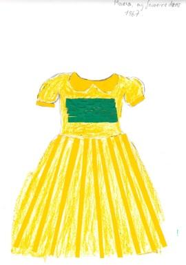Maria - Favourite Dress 1962/63